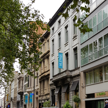 Nieuwe HUPHUP club in Antwerpen